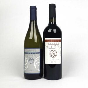 Duet 2 bottles both wines