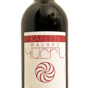 2016 Kareen Malbec Wine Bottle